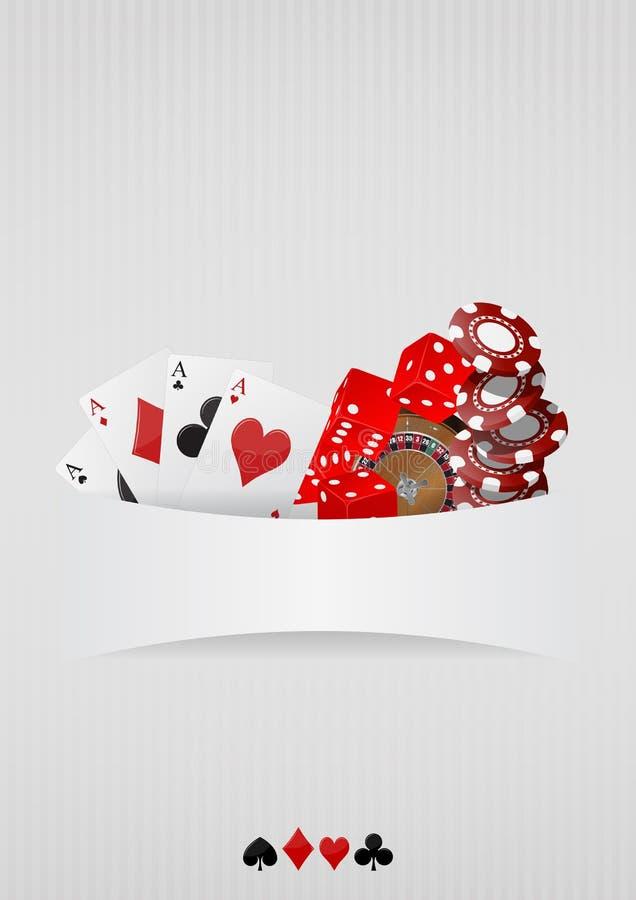 casino vector illustratie