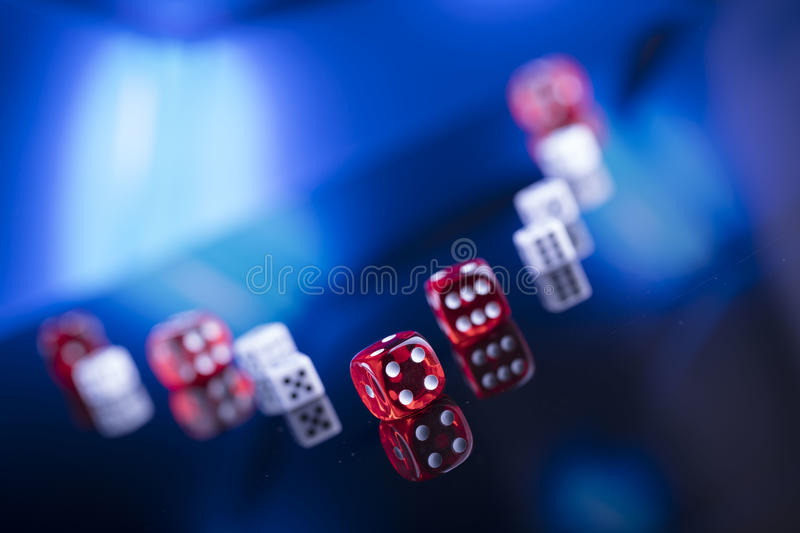 casino fotografia stock