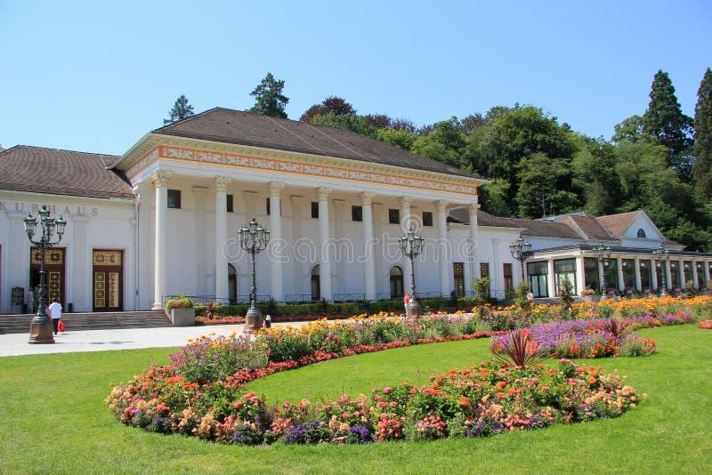 Casino of Baden-Baden. City of Baden-Baden in Germany royalty free stock photography