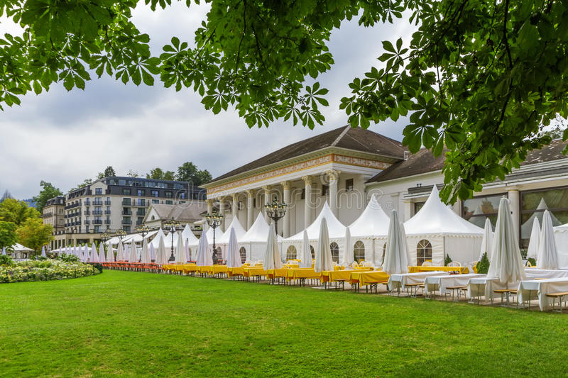 Casino Baden-Baden. stock images