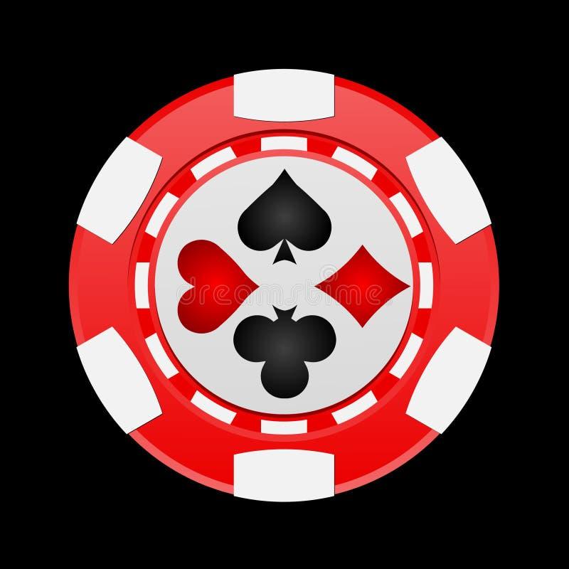 Free Casino Chip Royalty Free Stock Photo - 13965595