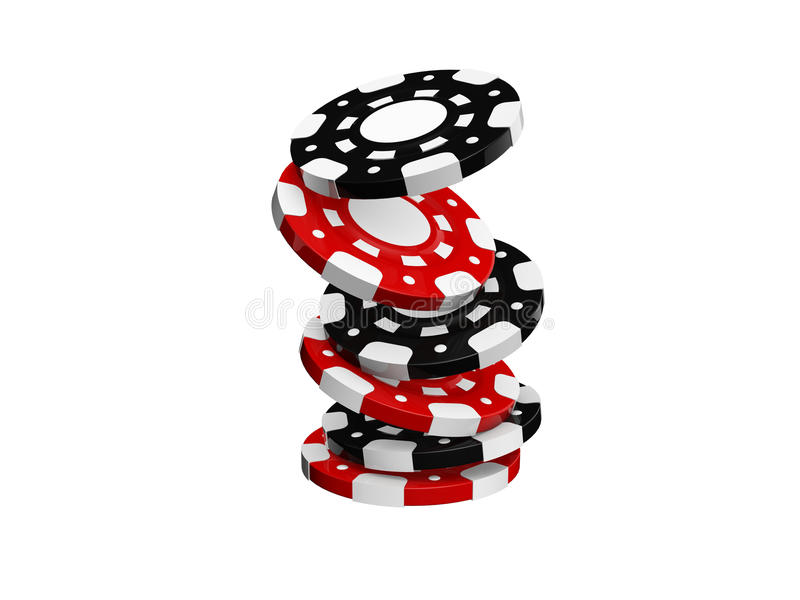 Download Casino Chips Royalty Free Stock Images - Image: 25341899
