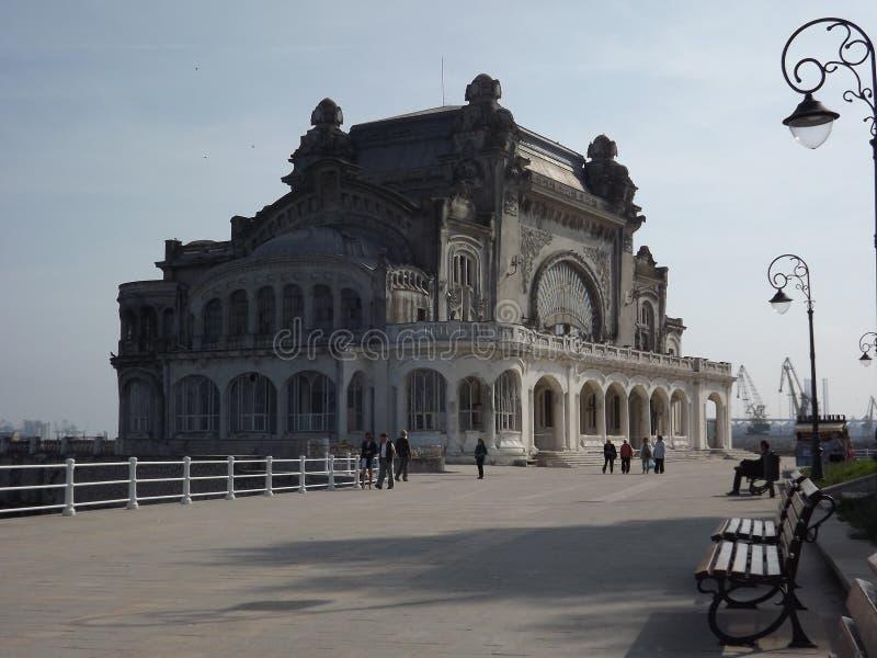 Casino Constanta photo libre de droits