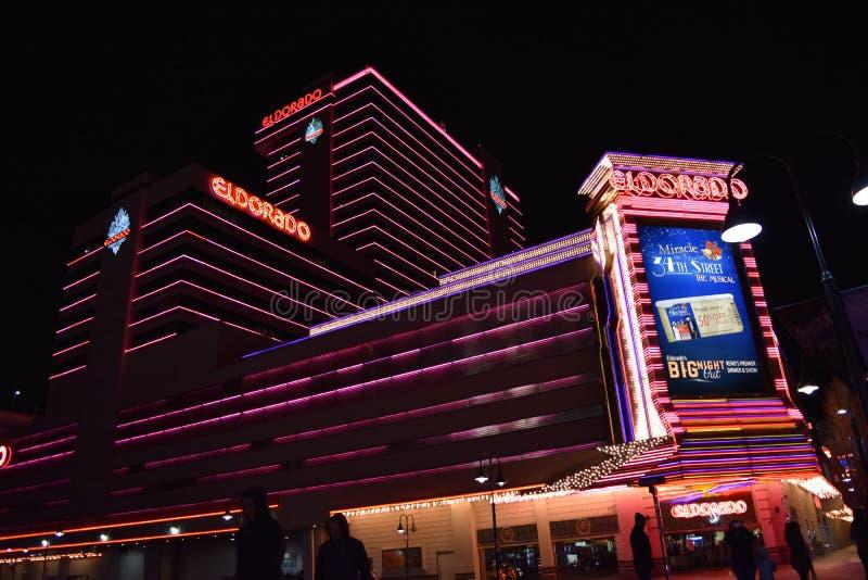 Casino d'EL Dorado photographie stock
