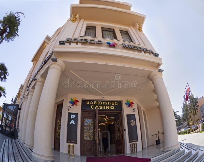 Casino de Batumi fotografia de stock royalty free