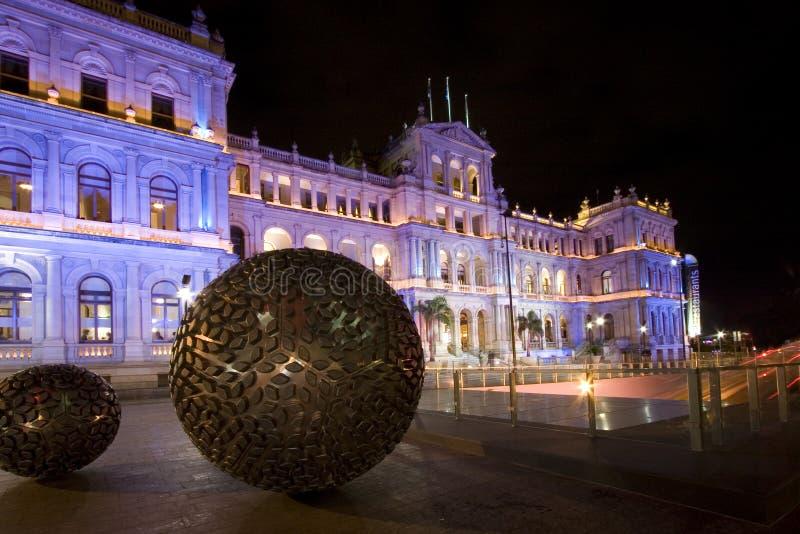 Casino de Brisbane images libres de droits