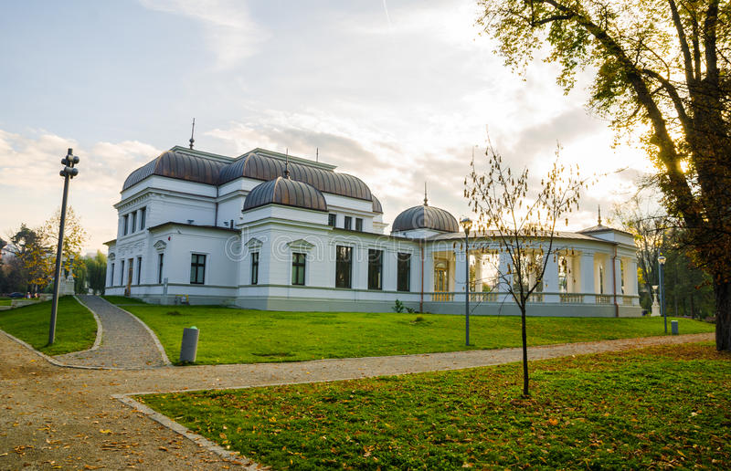 Casino de Cluj Central Park photos libres de droits
