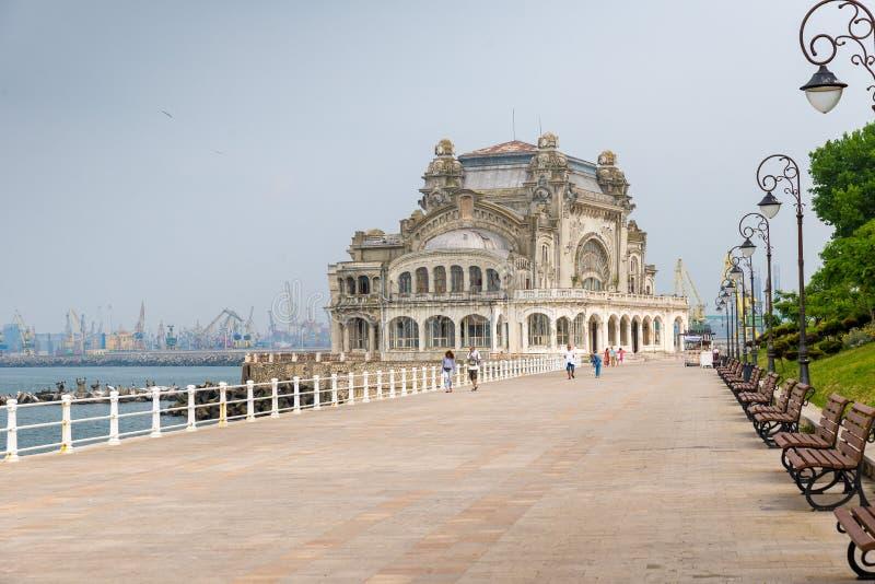 Casino de Constanta photographie stock