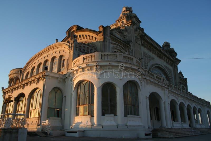 Casino de Constanta images stock