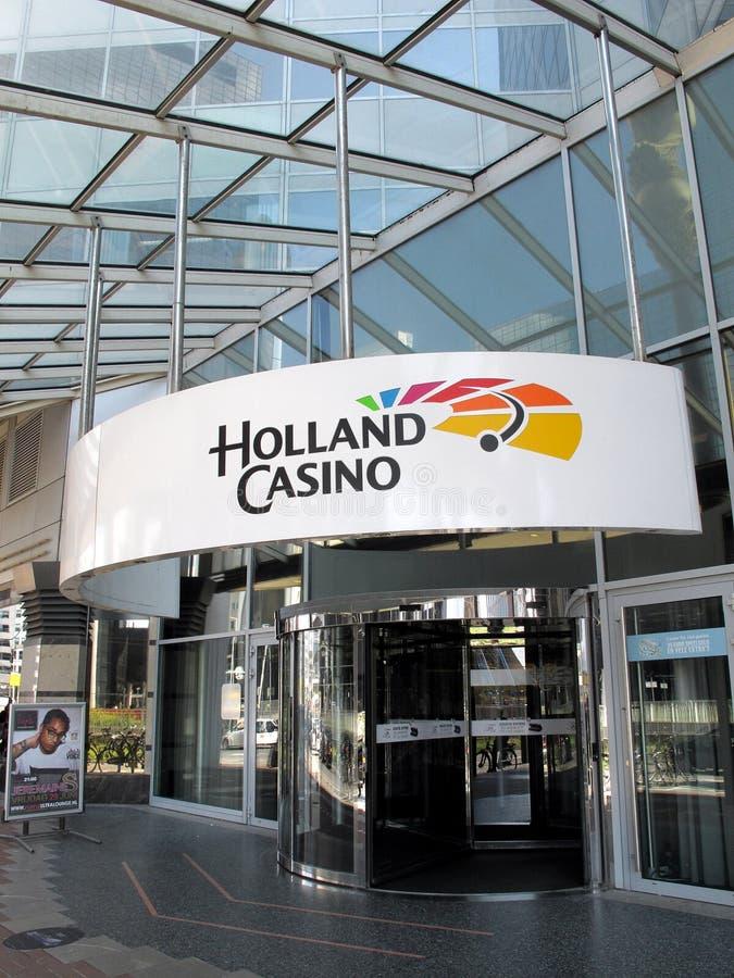 Casino de Holland em Rotterdam imagens de stock royalty free