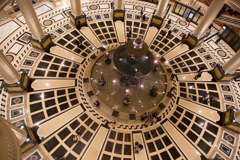 Casino de MACAO imagen de archivo libre de regalías