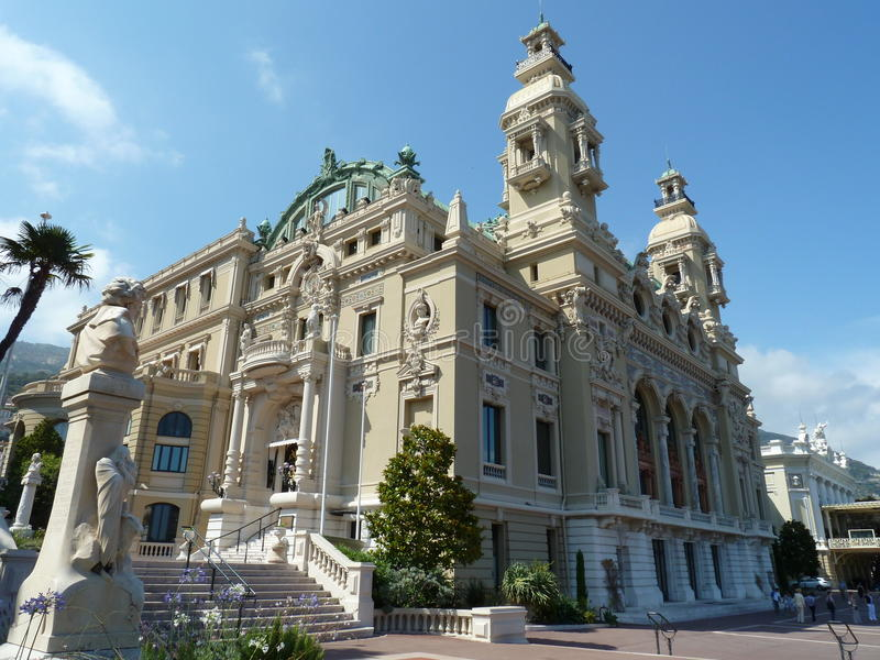 Casino de Monte Carlo. images stock