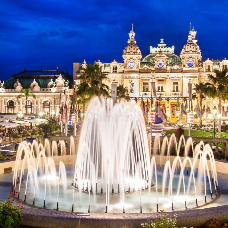 Casino de Monte Carlo. photo stock