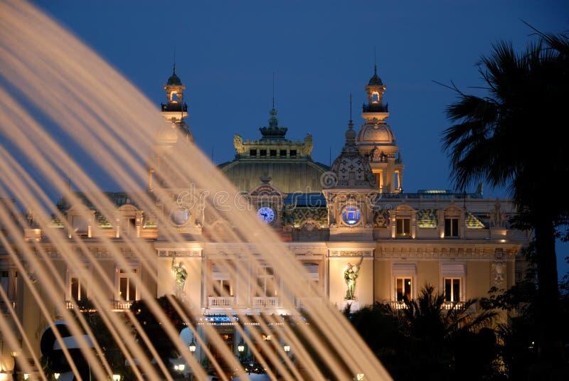Casino de Monte Carlo imagenes de archivo