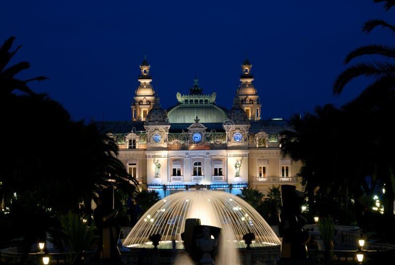 Casino de Monte Carlo photos libres de droits