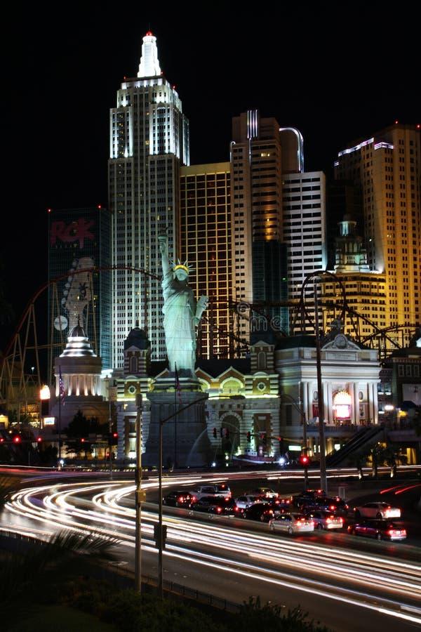 Casino de New York photo stock