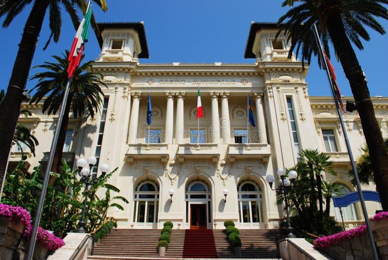 Casino de San Remo photo stock