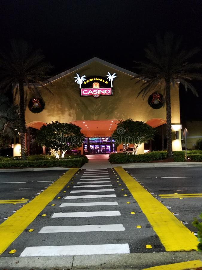 Casino de Seminole image stock