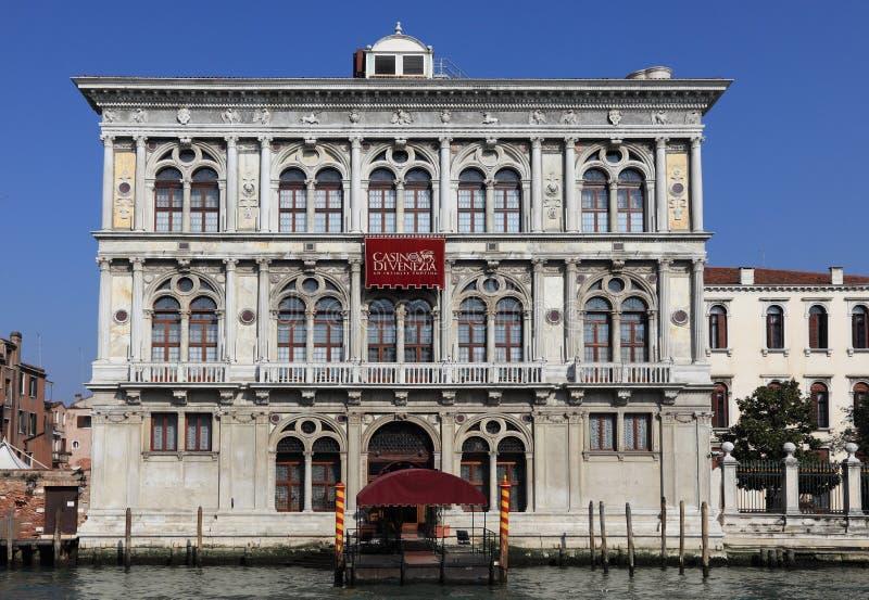 Casino di Venezia foto de stock royalty free
