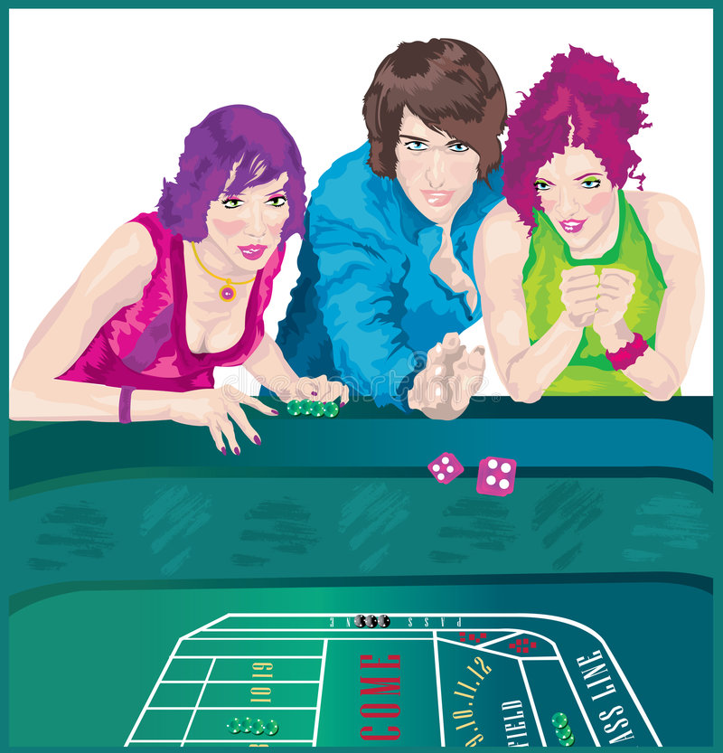 Download Casino Dice 1 Stock Image - Image: 3218191