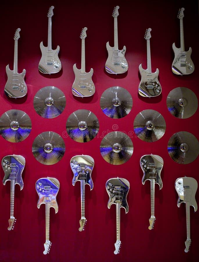 Casino do hard rock em Atlantic City, Jeersey novo fotografia de stock royalty free