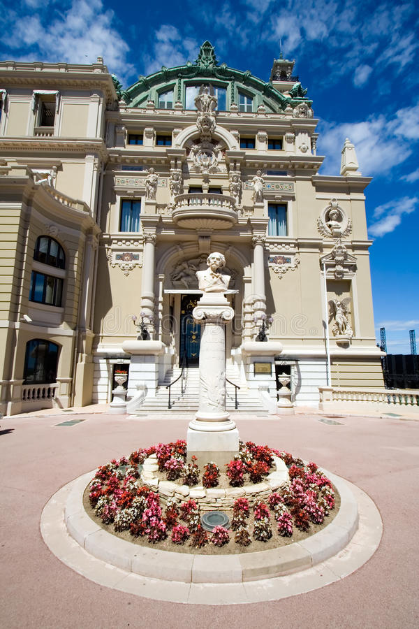 Casino du Monaco photographie stock
