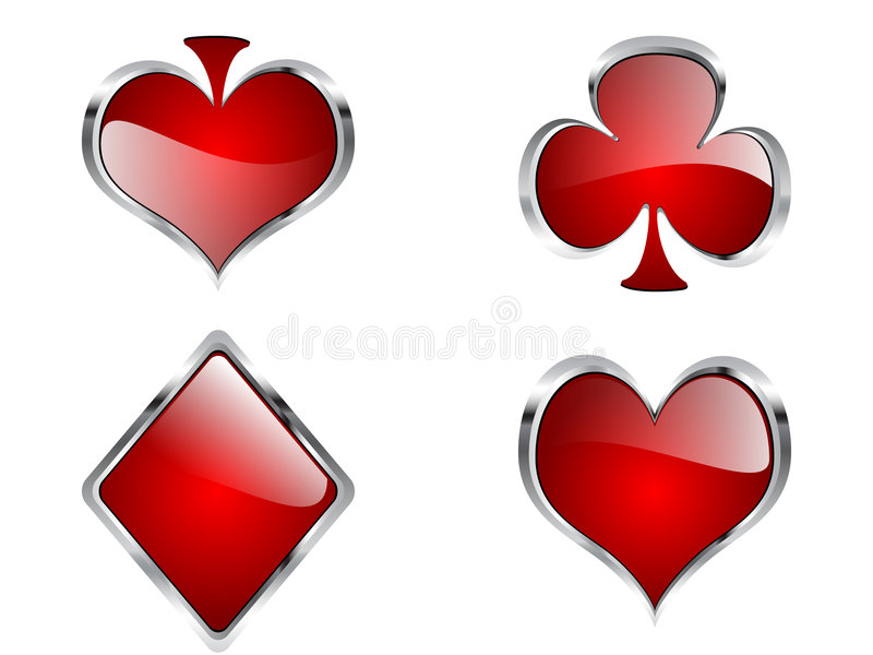 Download Casino elements stock vector. Illustration of club, game - 5149060