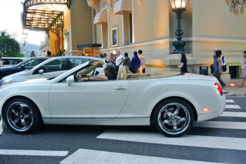 Casino em Monaco fotos de stock royalty free
