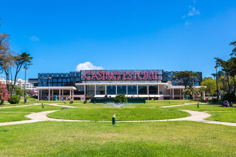 Casino Estoril imagens de stock