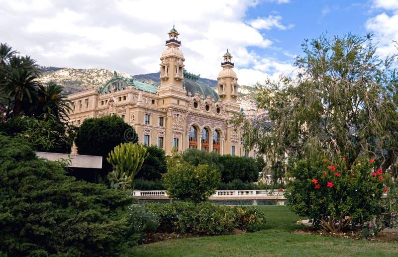 Casino grand de Monte Carlo photo libre de droits