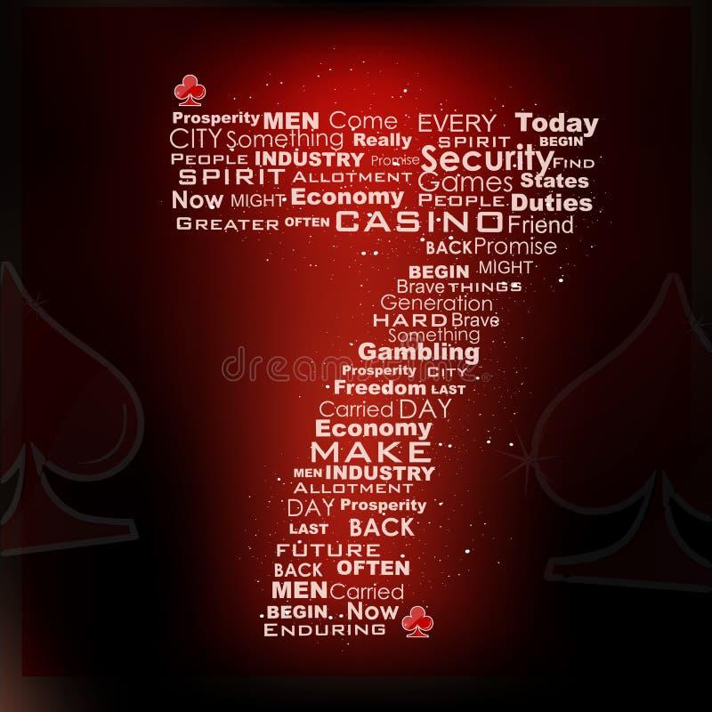 Casino Icon Royalty Free Stock Image