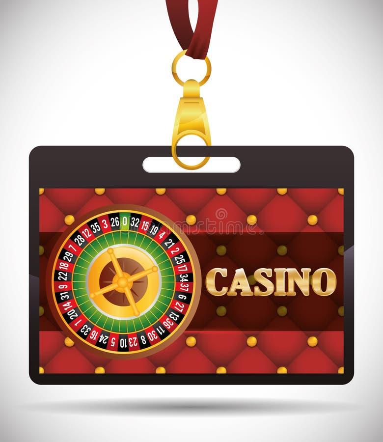 Casino icons design. Casino concept with las vegas icons design, vector illustration 10 eps graphic vector illustration