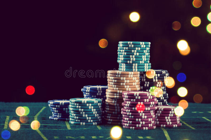 Casino Image stock images