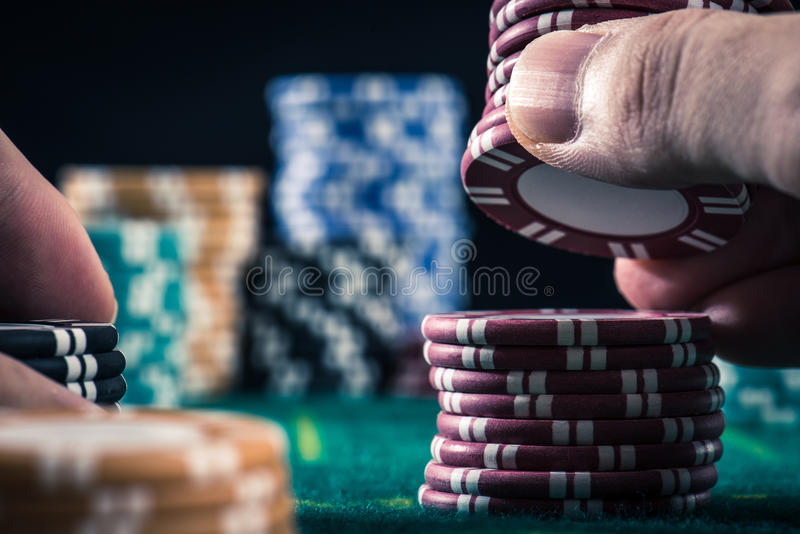 Casino Image stock image
