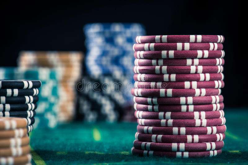 Casino Image royalty free stock photos