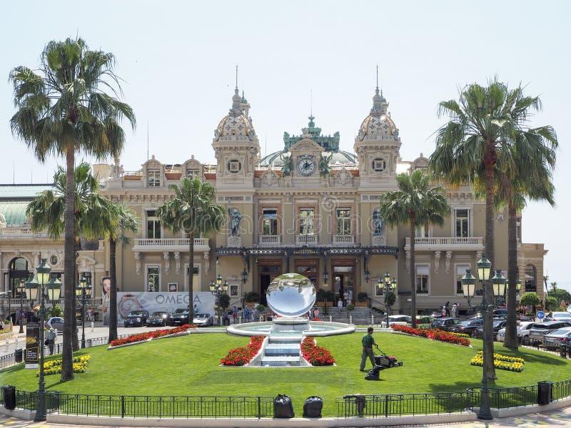 Casino Monte Carlo, Monaco photo stock