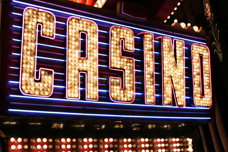 Casino Neon Lights Editorial Photo Image Of Lifestyle 1334821