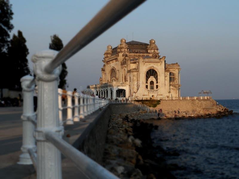 Casino - o Mar Negro fotos de stock royalty free