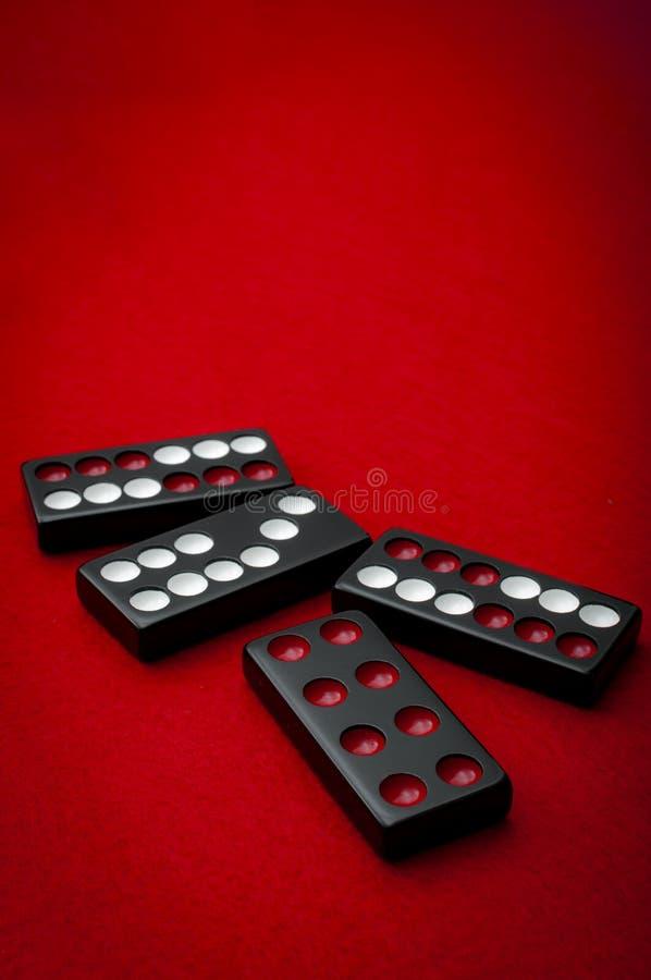 Casino Pai Gow Tiles photo stock