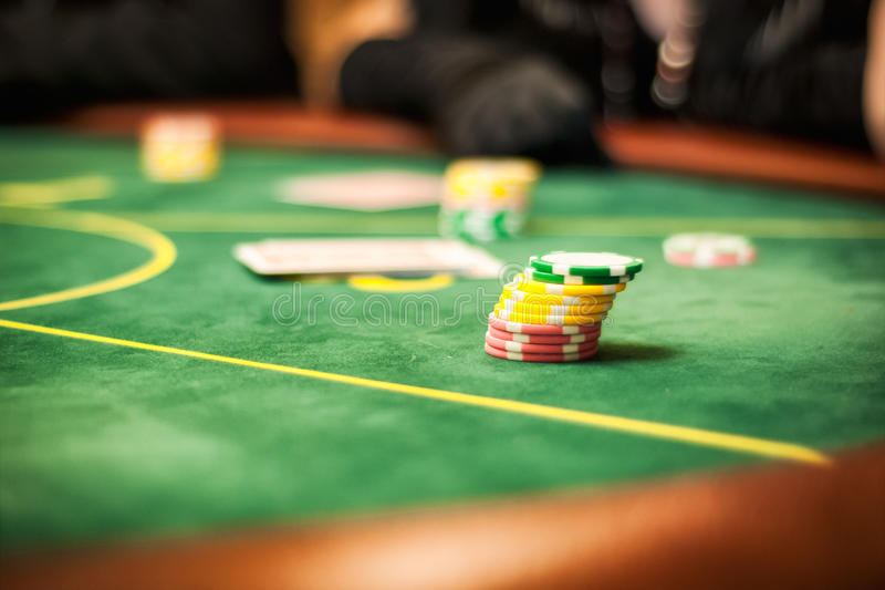 Download Casino Table For Card Games Stock Image - Image of game, gamble: 41575105