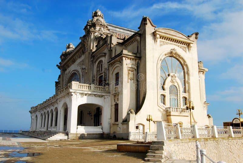 Casino van Constanta royalty-vrije stock afbeelding