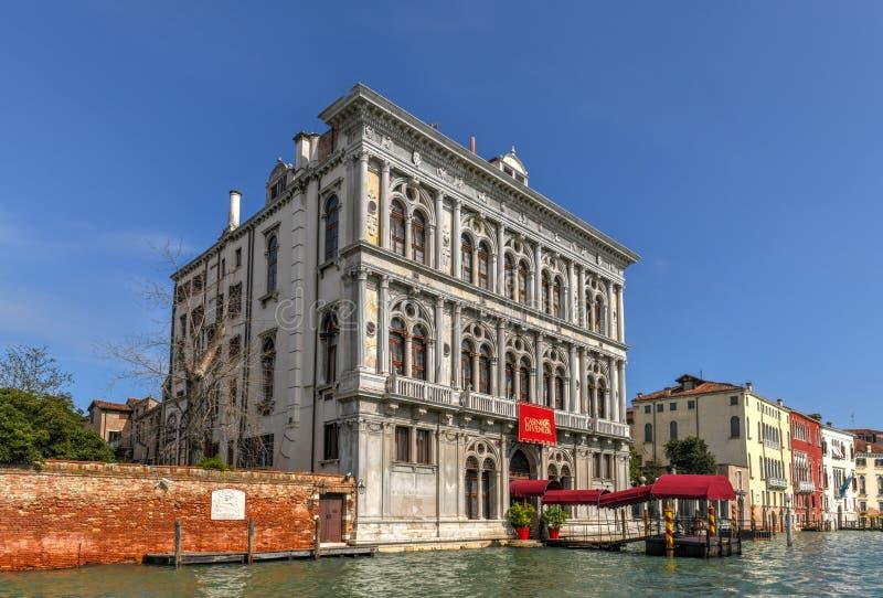 Casino - Veneza, Itália fotos de stock