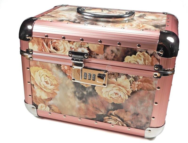 Caso/bagagem da mão imagens de stock