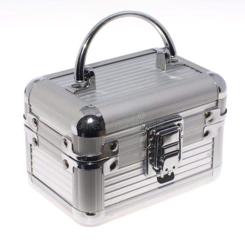 Caso de aluminio fotos de archivo libres de regalías