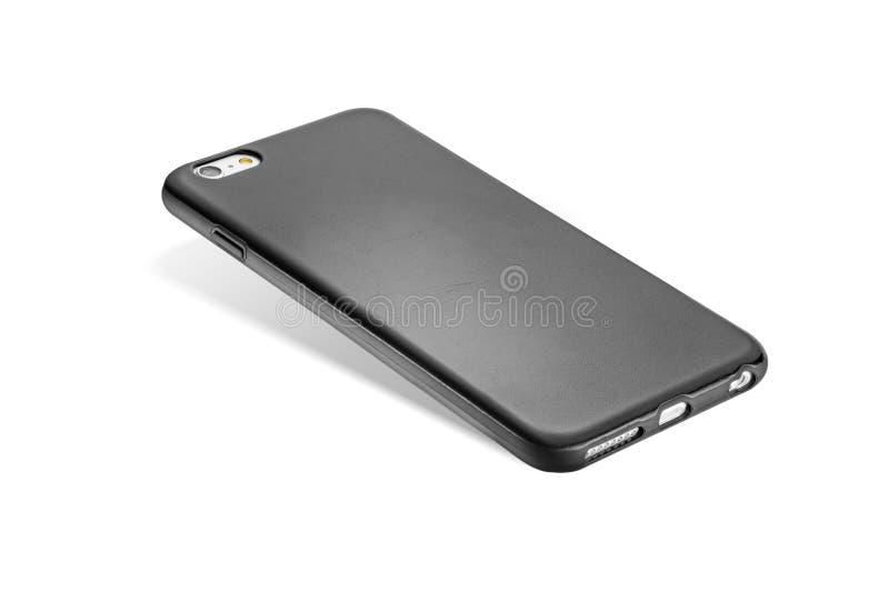 Caso do telefone celular imagem de stock