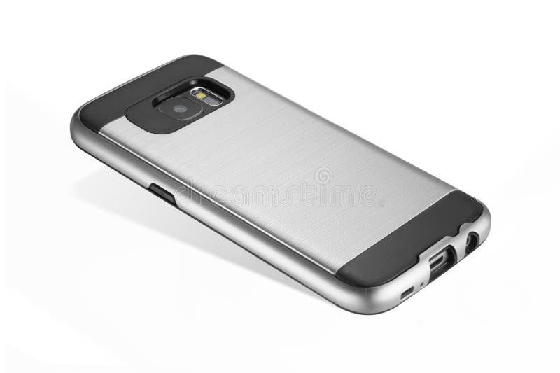 Caso do telefone celular foto de stock royalty free