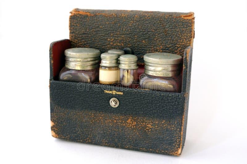 Caso farmacéutico del vintage