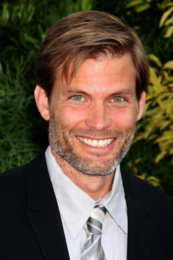 Casper Van Dien royalty-vrije stock foto