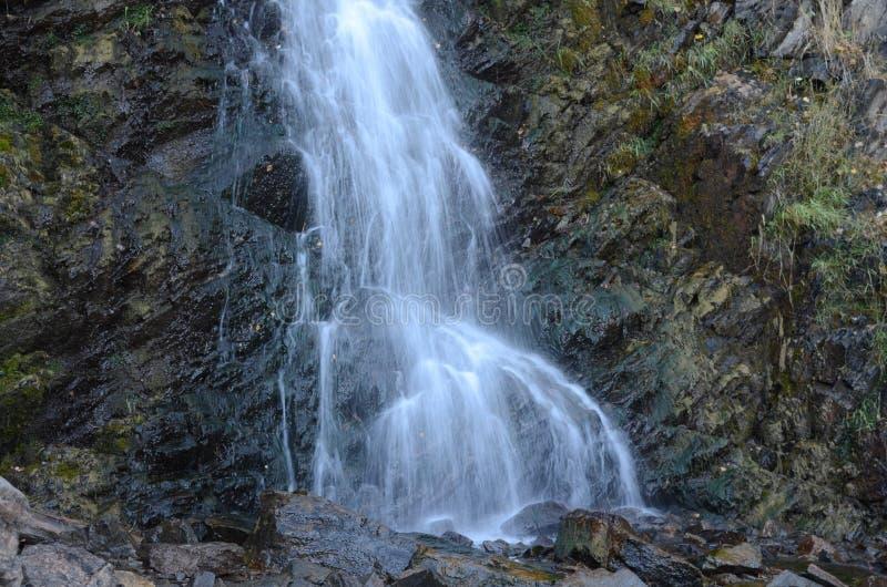 Casper Wy Waterfall 1 fotografie stock