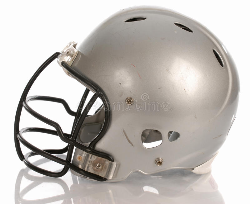 casque de football photos stock